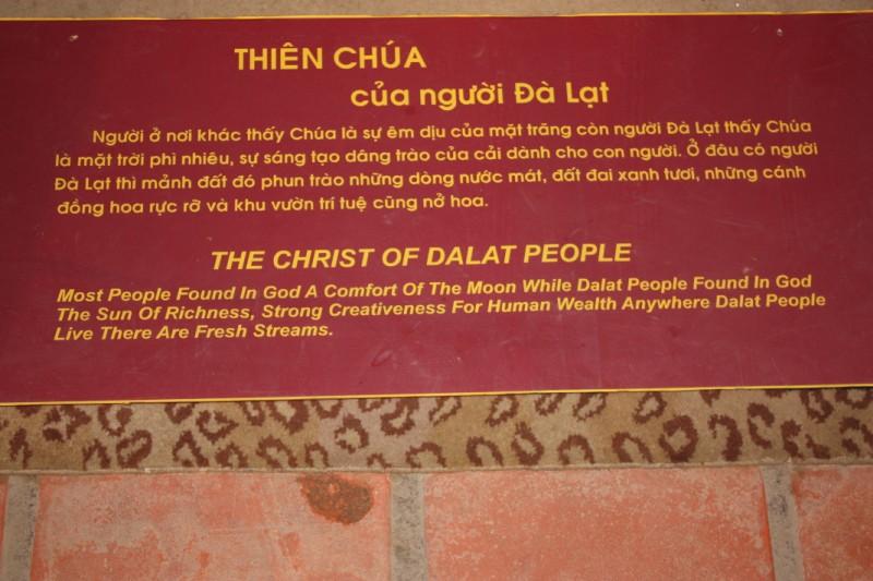 Christ of Dalat