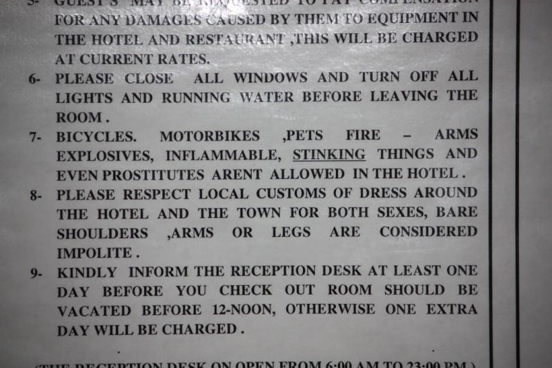even prostitutes