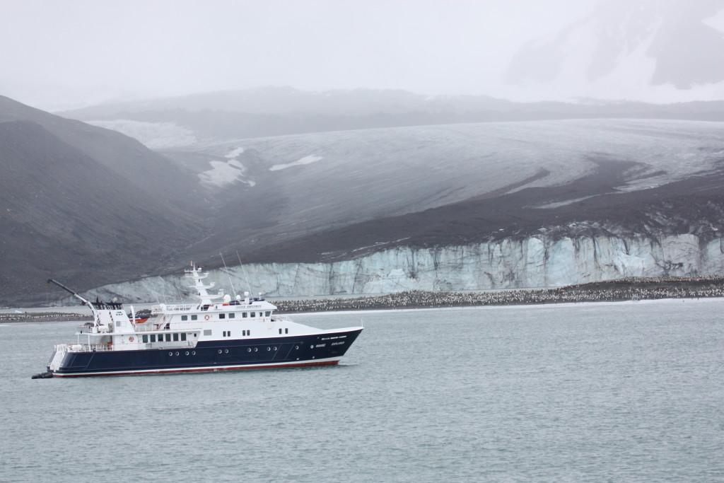 glacierboat